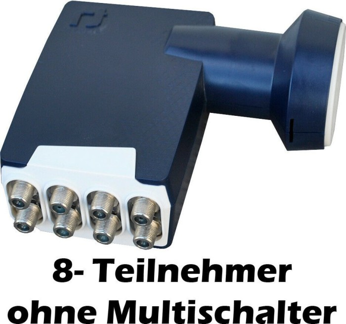 Inverto Black Pro IDLB-OCTL40-OOOOO-OPP Octo-LNB -- via Amazon Partnerprogramm