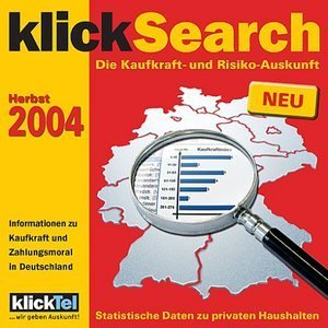 Buhl Data: KlickSearch Herbst 2004 (PC)