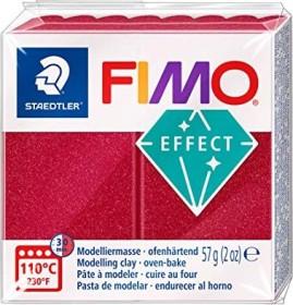 Staedtler Fimo Effect 57g metallic rubinrot (802028)