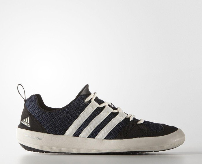 adidas Climacool Boat Lace collegiate navy/chalk white/core black (męskie) (B26629) -- ©adidas