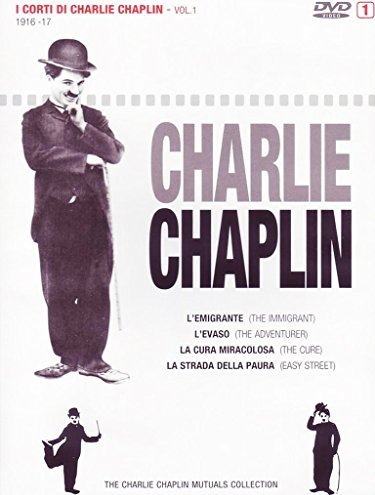 Charlie Chaplin - The Mutual Comedies Vol. 1 -- via Amazon Partnerprogramm