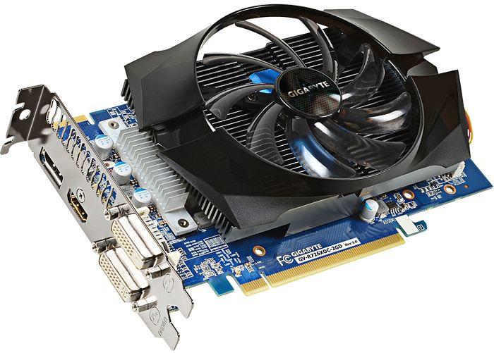 Gigabyte Radeon R7 260X OC, 2GB GDDR5, 2x DVI, HDMI, DP (GV-R726XOC-2GD)