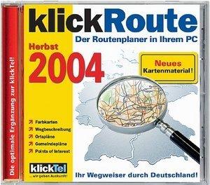 Buhl Data: clickroute autumn 2004 (PC)