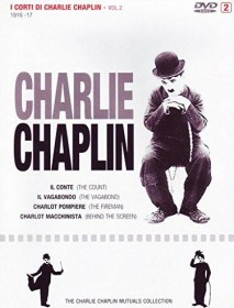 Charlie Chaplin - The Mutual Comedies Vol. 2