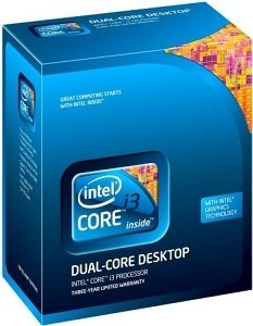 Intel Core i3-560, 2x 3.33GHz, boxed (BX80616I3560)