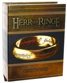 Der Herr der Ringe Box (Special Editions) (Filme 1-3) (Blu-ray)