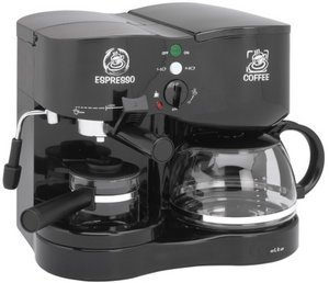 elta EM120 combo coffee machine