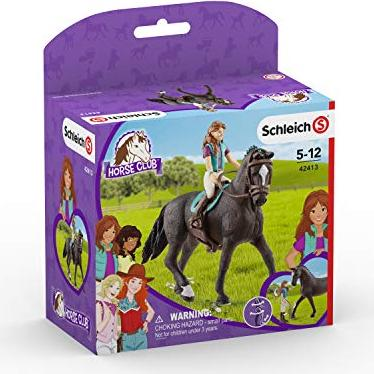 Schleich Horse Club - Playset Lisa & Storm (42413) -- via Amazon Partnerprogramm