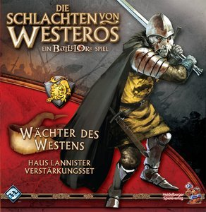 Battles of Westeros - Wardens of the West (Expansion)