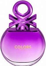 Benetton Colors de Benetton Purple Eau de Toilette, 50ml
