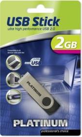 BestMedia Platinum Twister 2GB, USB-A 2.0 (177508/177558)