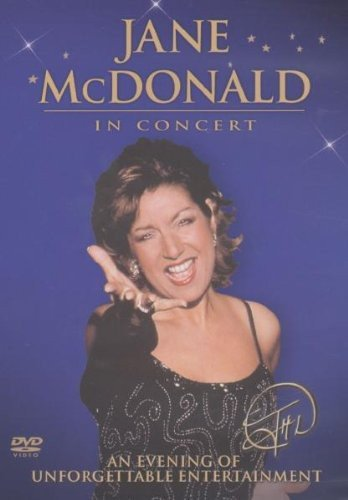 Jane McDonald - Live in Concert -- via Amazon Partnerprogramm