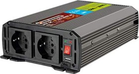 Lampa Power Inverter 1500, 24V DC to 220V AC (97070)