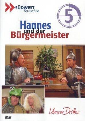 Hannes und der Bürgermeister 5 -- via Amazon Partnerprogramm
