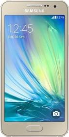 Samsung Galaxy A3 Duos A300H gold