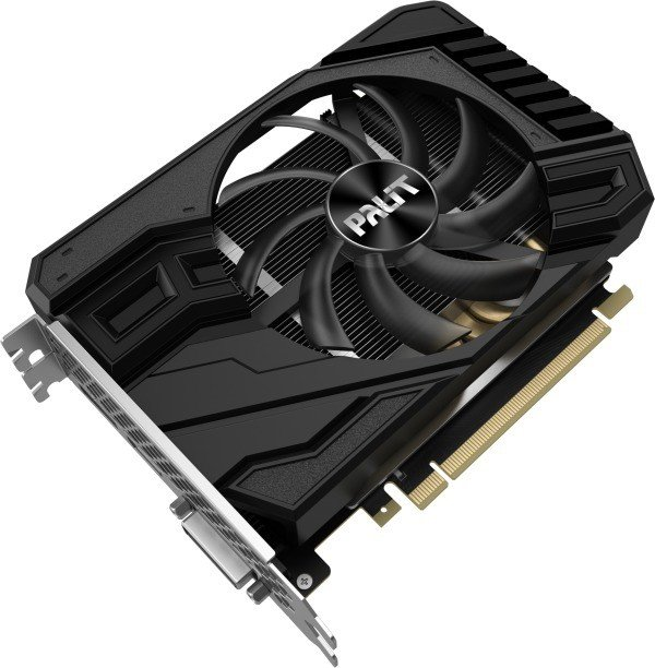 Palit GeForce RTX 2060 StormX, 6GB GDDR6, DVI, HDMI, DP (NE62060018J9-161F)