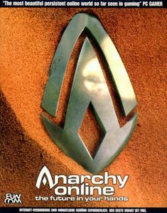 Anarchy Online (MMOG) (German) (PC)