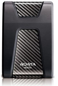 ADATA HD650 schwarz 5TB, USB 3.0 Micro-B (AHD650-5TU31-CBK)
