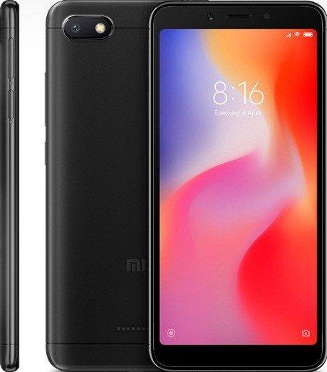 Xiaomi Redmi 6A 16GB schwarz