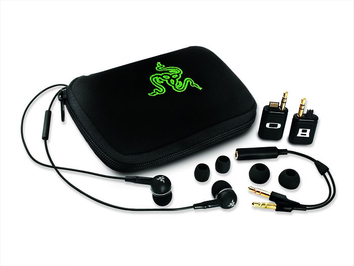 Razer Moray+ Gaming black