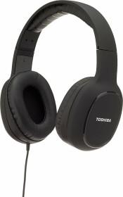 Toshiba Over Ear Stereo Headphones schwarz (RZE-D160H-BLK)