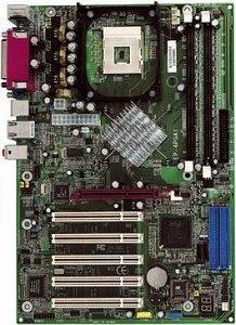 EPoX EP-4PGAi, i865P (dual PC-2700 DDR)