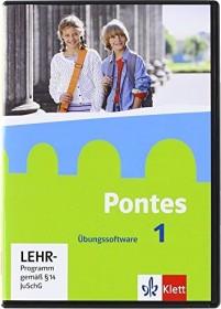 Klett Verlag Pontes 1 - Übungssoftware (deutsch) (PC)