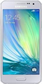 Samsung Galaxy A3 Duos A300H silber