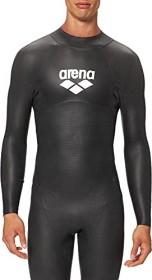 Arena Triathlon Carbon Nasstauchanzug schwarz (Herren) (1A629)