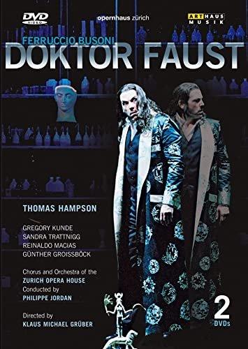 Ferruccio Busoni - Doktor Faust -- via Amazon Partnerprogramm