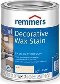 Remmers Wohnraum-Lasur innen Holzschutzmittel weiß, 750ml (2401-01)