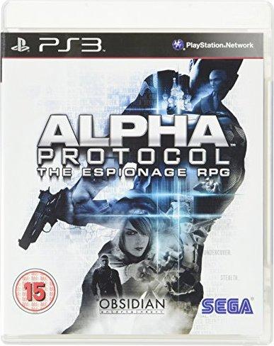 Alpha Protocol (deutsch) (PS3) -- via Amazon Partnerprogramm