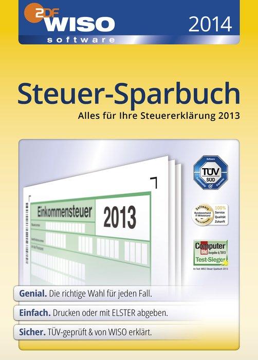 buhl data wiso steuer sparbuch 2014 esd deutsch pc ab. Black Bedroom Furniture Sets. Home Design Ideas