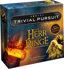 Trivial Pursuit Herr der Ringe Collector's Edition