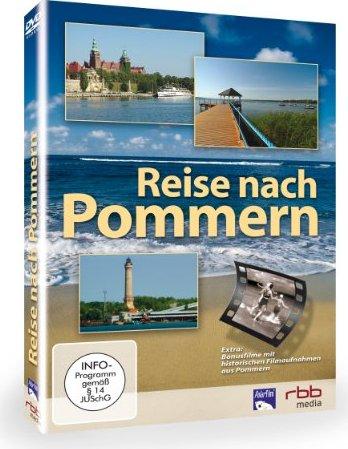 Reise nach Pommern -- via Amazon Partnerprogramm