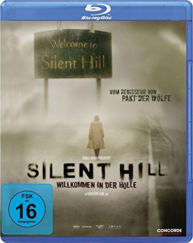 Silent Hill (Blu-ray) -- via Amazon Partnerprogramm