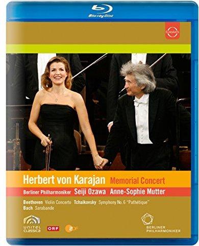 Anne-Sophie Mutter - Karajan Memorial Concert (Blu-ray) -- via Amazon Partnerprogramm