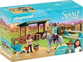 playmobil Spirit - Riding Free - Reitplatz mit Lucky & Javier (70119)