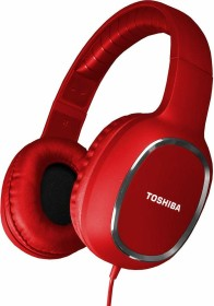 Toshiba Over Ear Stereo Headphones rot (RZE-D160H-RED)