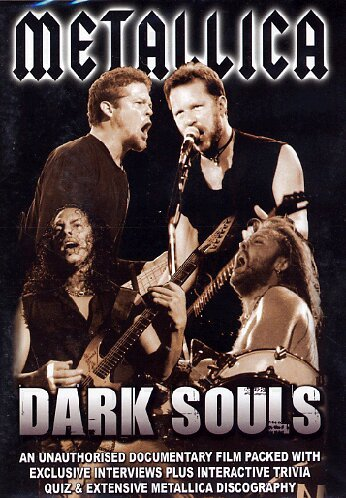 Metallica - Dark Souls -- via Amazon Partnerprogramm