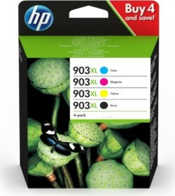 HP Tinte 903 XL Rainbow Kit (3HZ51AE)