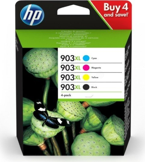HP ink 903 XL Rainbow kit (3HZ51AE)