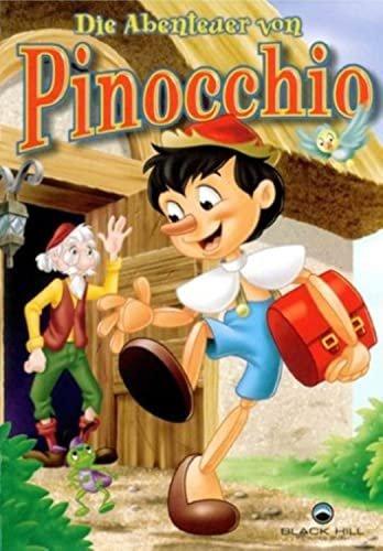 Die Abenteuer von Pinocchio -- via Amazon Partnerprogramm