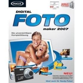 Magix digital photo Maker 2007 (PC)