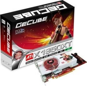 GeCube Radeon X1950 XT, 256MB DDR3 (GC-H1950XTD-VID3)