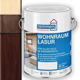Remmers Wohnraum-Lasur innen Holzschutzmittel mocca, 750ml (2306-01)