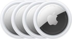 Bild Apple AirTag weiß/silber, 4er-Pack (MX542ZM/A)