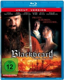 Blackbeard - Der Pirat des Todes (Blu-ray)