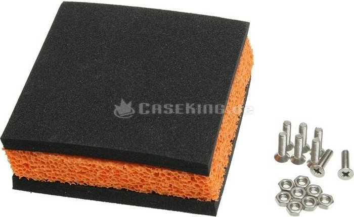 ModMyMachine Shoggy Sandwich V2 orange (SHO001) -- © caseking.de