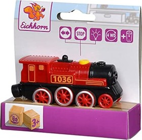 Eichhorn Train Battery operated locomotive 4WD (100001303)